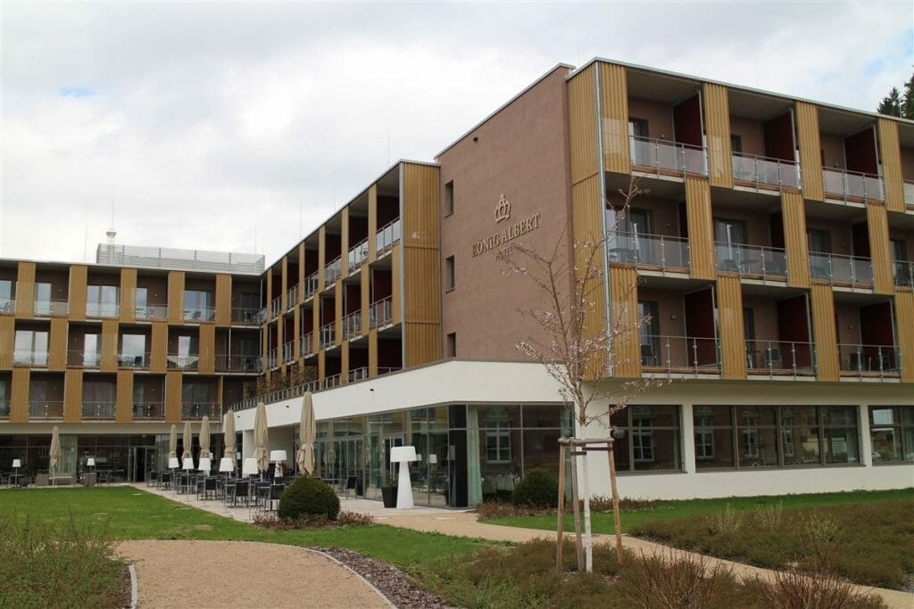 Bad Elster Therme Hotel
