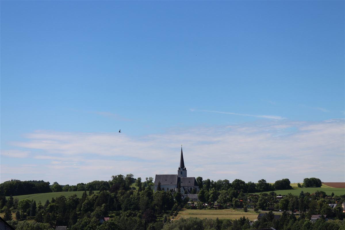 Die Bergkirche in Schleiz