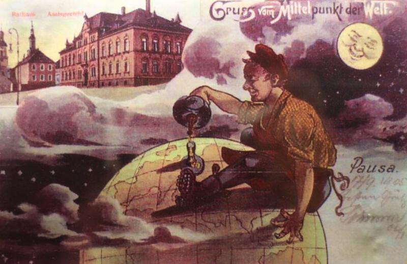 Pausa oder die Reise zum Mittelpunkt der Erde