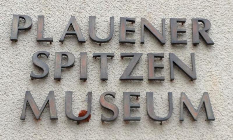 Auf den Spuren der Plauener Spitze im Spitzenmuseum Plauen