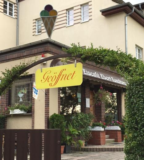 Eiscafe Ebert in Plauen
