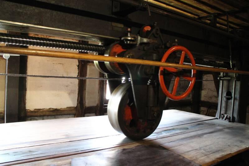 Die Lohgerberei in Weida - ein technisches Schaudenkmal