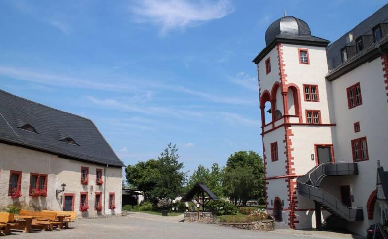Osterburg Weida - die Wiege des Vogtlands
