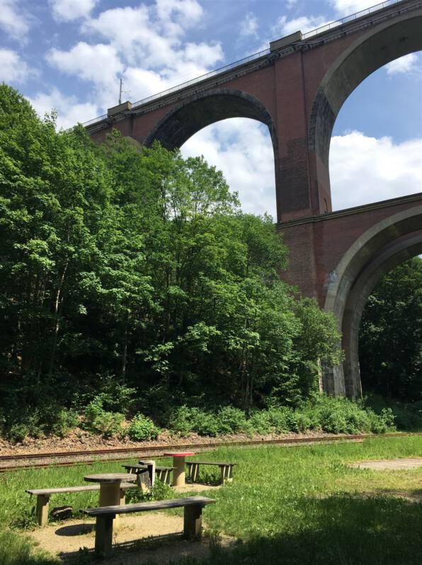Ausflugstipp - die Elstertalbrücke im Vogtland