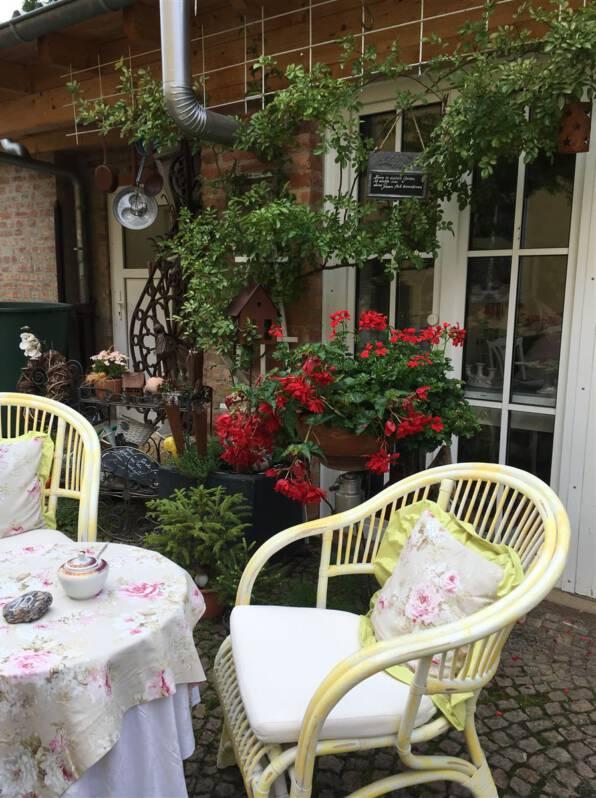 Café Sonnenhof in Plauen