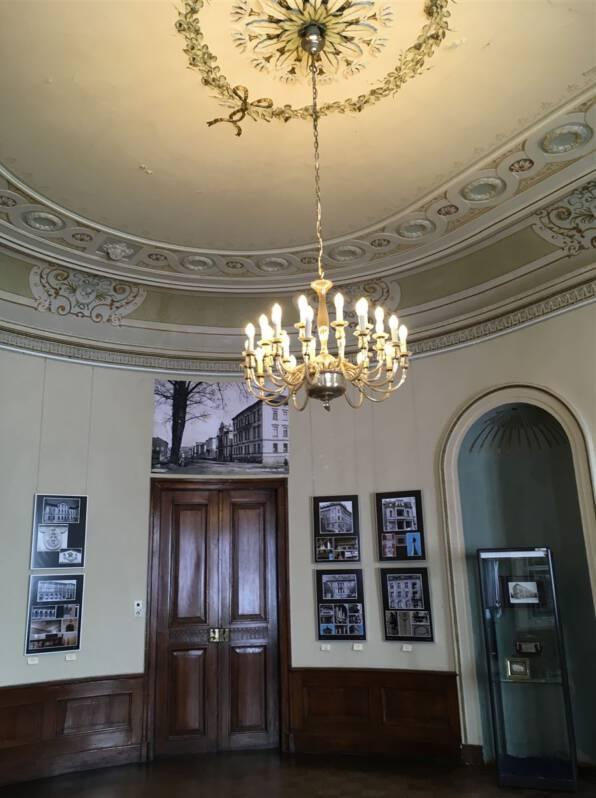 Wechselnde Ausstellungen im Unteren Schloss in Greiz