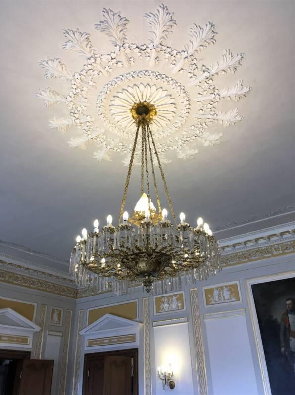 Ausflugstipp für das thüringische Vogtland – das sehenswerte Untere Schloss in Greiz
