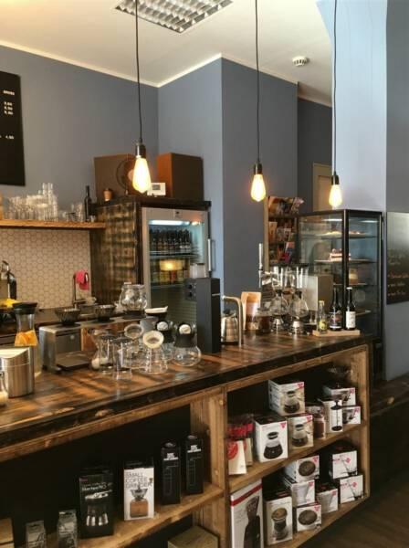 Neue Kaffeerösterei in Plauen / Vogtland / Sachsen / Café