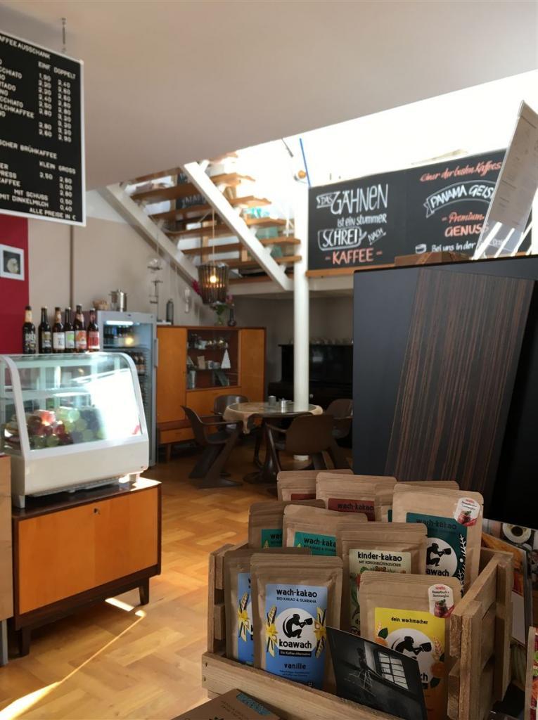 Die Neue Kaffeerösterei in Plauen