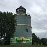 Ausflugsziel in Plauen – der Wasserturm in Neundorf