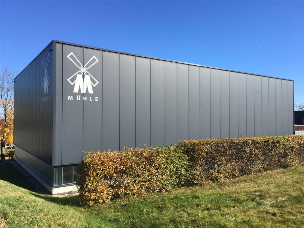 Zu Besuch bei Mühle (Pinsel und Rasierer) in Stützengrun