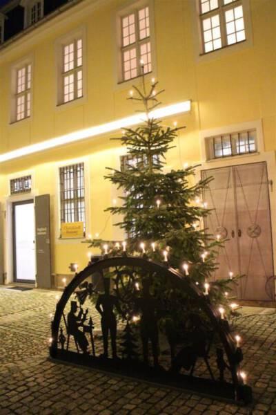 Weihnachtszauber im Vogtlandmuseum in Plauen