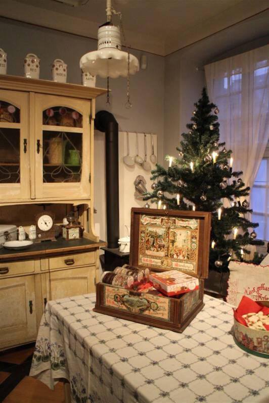 Ausflugstipp für die Weihnachtszeit - die Weihnachtsausstellung im Vogtlandmuseum in Plauen im Vogtland