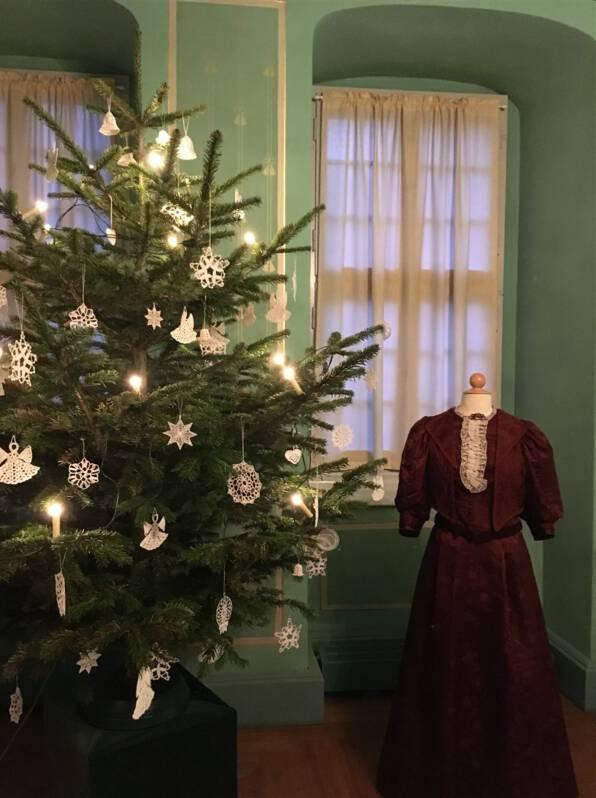 Die Weihnachtsausstellung im Vogtlandmuseum in Plauen