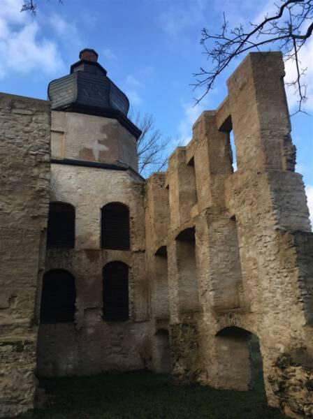 Ausflugsziel / Sehenswertes im Vogtland - Wasserschloss Geilsdorf