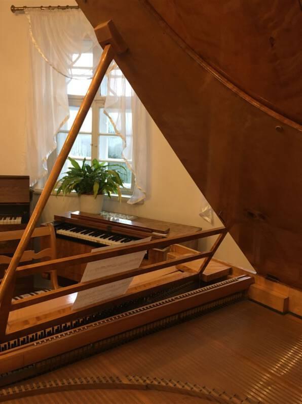 Das Musikinstrumentenmuseum in Markneukirchen zeigt eine weltweit einzigarte Sammlung an Instrumenten