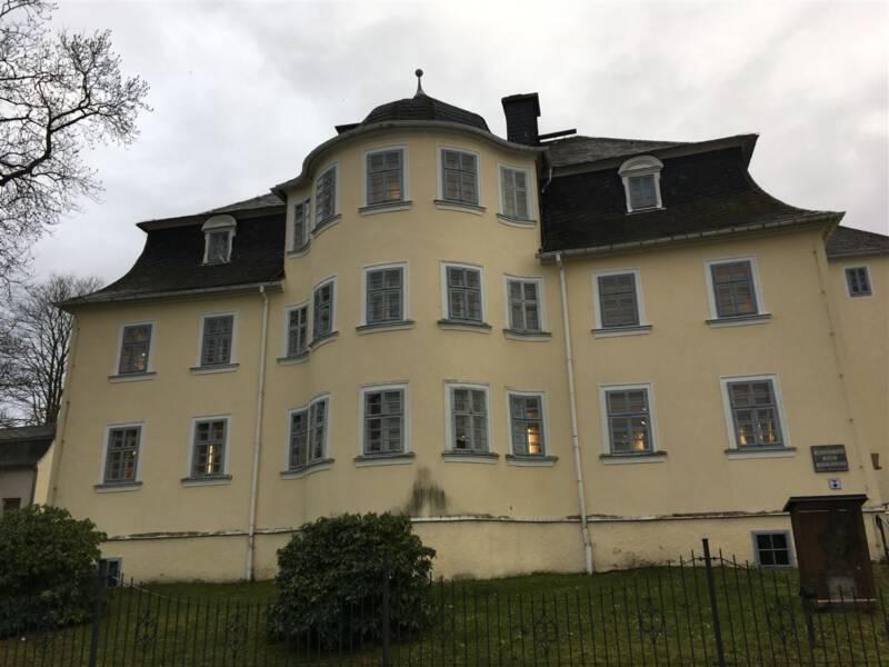 Das Musikinstrumentenmuseum in Markneukirchen - ein Ausflugsziel im Vogtland