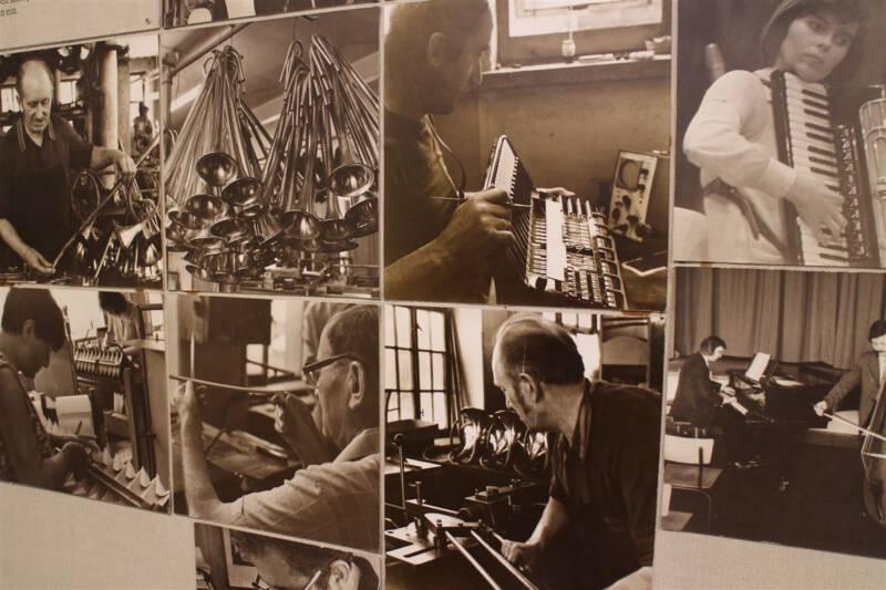 Das Musikinstrumentenmuseum in Markneukirchen zeigt anschaulich viele Formen des Instrumentbaus   Ausflugstipp im Vogtland
