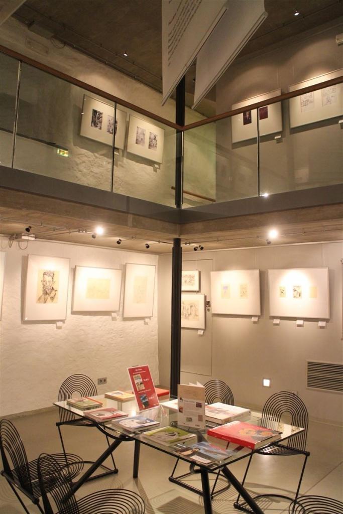 Ausflugsziel im Vogtland: die Galerie e.o.plauen im Erich Ohser Haus