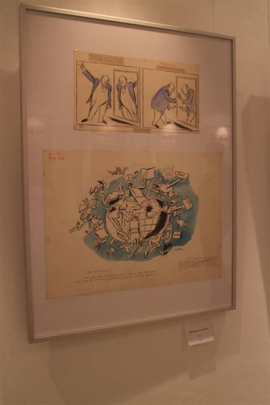 Ausflugsziel im Vogtland: die Galerie e.o.plauen
