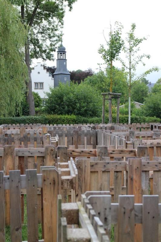 Ausflug mit Kindern - Schlossinsel in Rodewisch im Vogtland