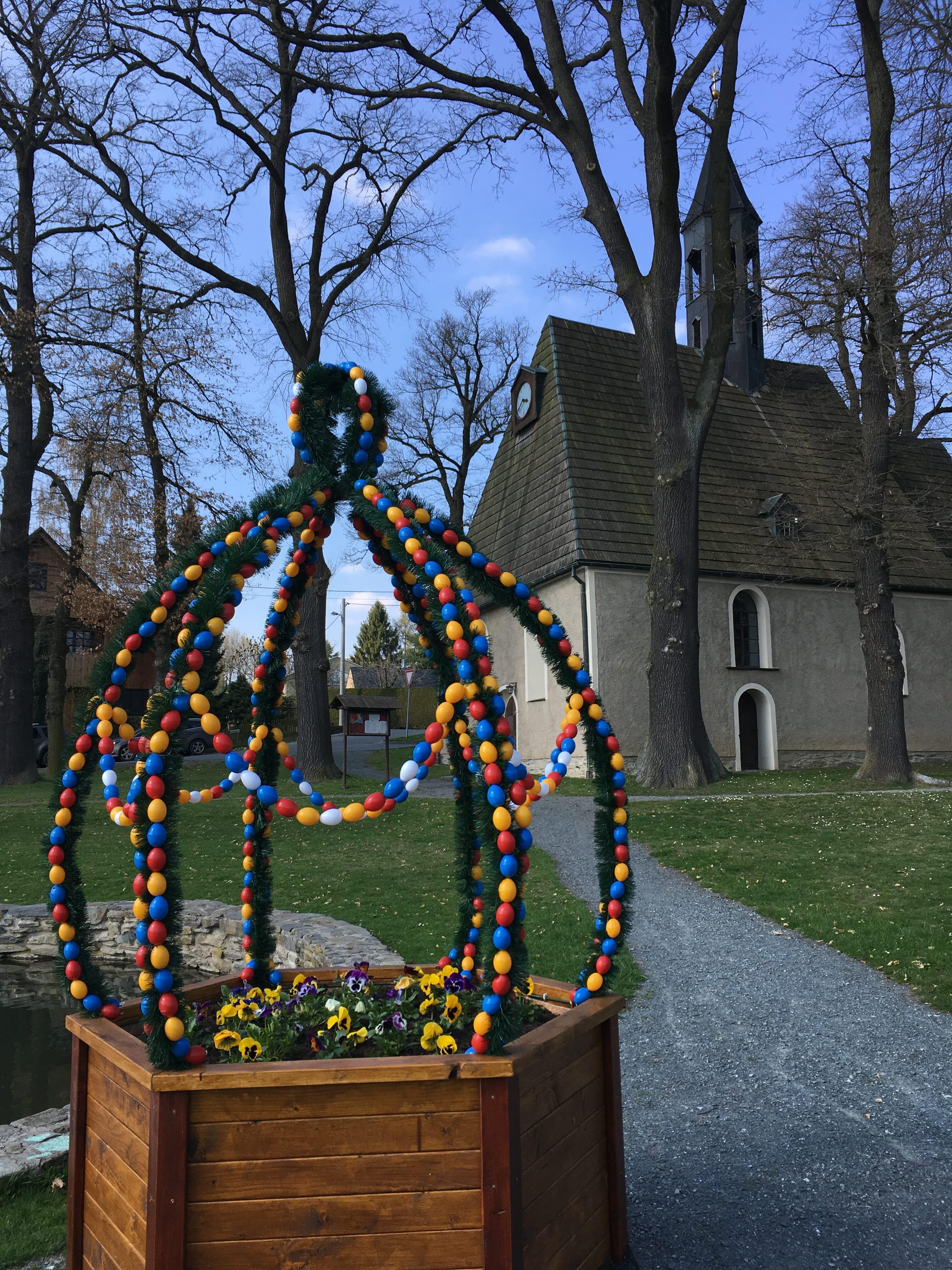 Ausflugstipp zu Ostern - Osterpfad im Vogtland