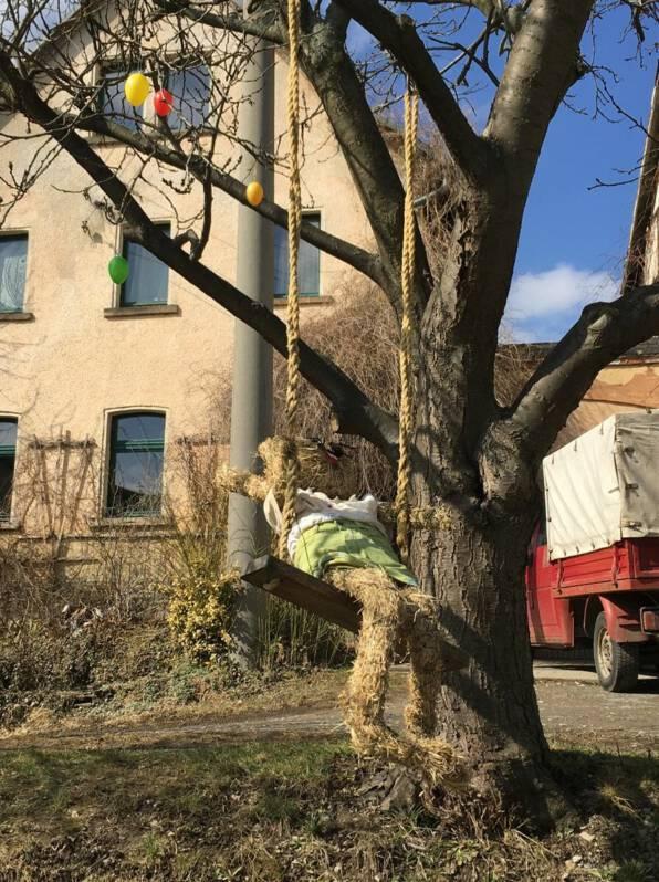 Osterausflug - Osterpfad Vogtland in Thüringen und Sachsen