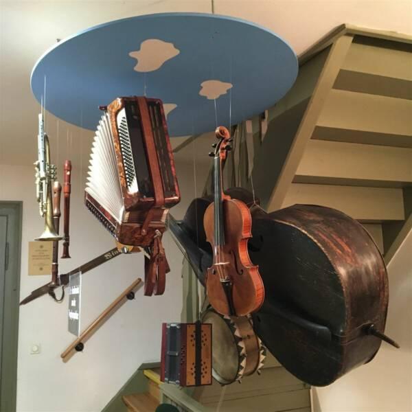 Instawalk #1 - Wintersport- und Musikinstrumentenmuseum Klingenthal mit Vogtland Zauber