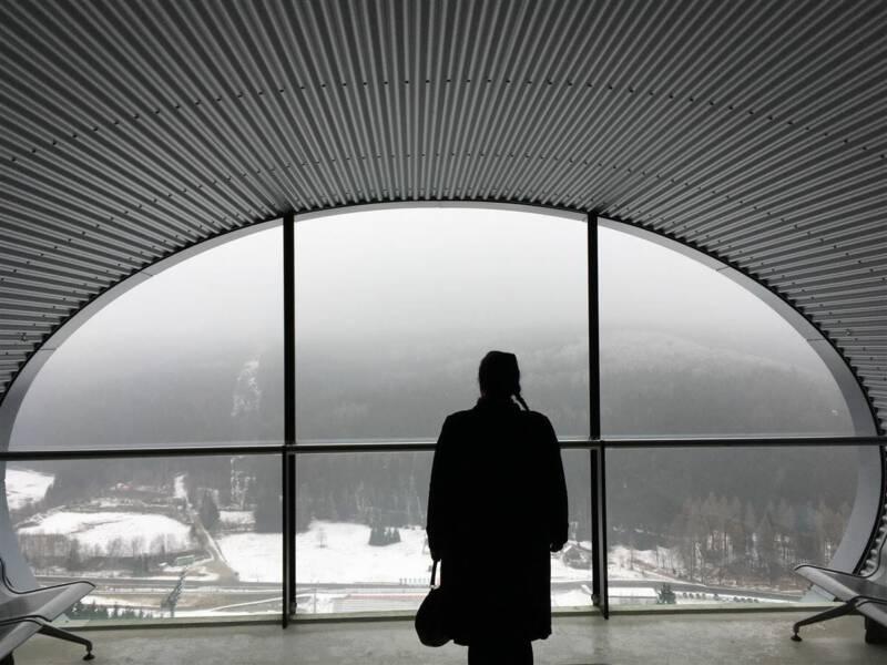 Aussichtspunkte im Vogtland - Vogtland-Arena