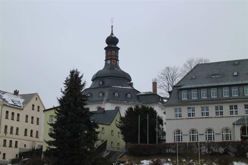 Instawalk #1 - die Rundkirche in Klingenthal - Vogtland Zauber - Reise Blog