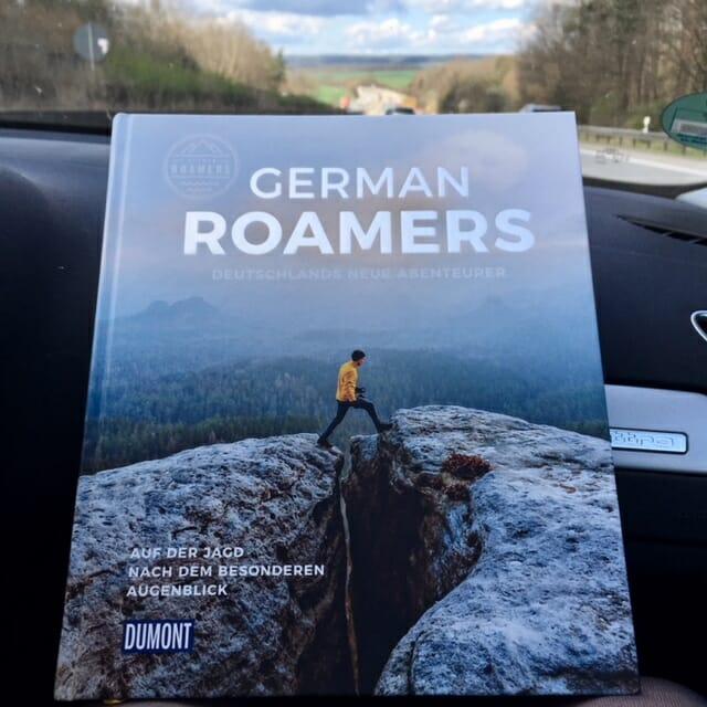 Über das Buch German Roamers – Deutschlands neue Abenteurer