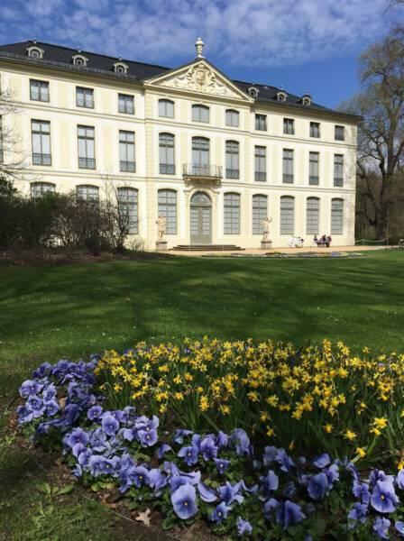 Ausflugstipp im Vogtland / Thüringen – Stadtrundgang in Greiz - Sommerpalais