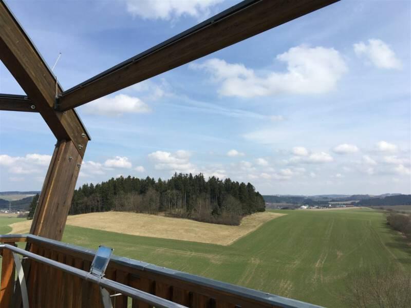 sehenswert: Saaleturm in Burgk / Vogtland / Thüringen