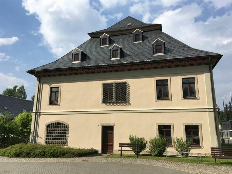 Ein Geheimtipp in Tannenbergsthal im Vogtland / Sachsen - das Café Waldliebe im Herrenhaus