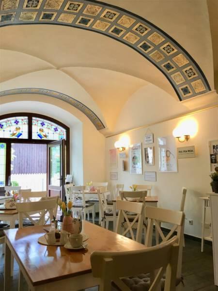 Ein Geheimtipp in Tannenbergsthal im Vogtland / Sachsen - das Café Waldliebe