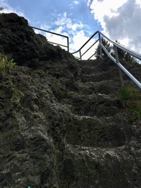 Topasfelsen Schneckenstein – Sehenswertes im Vogtland Sachsen