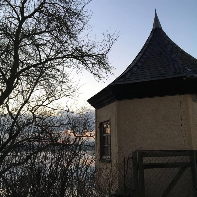 Campen, Baden, Wandern und mehr an der Talsperre Pirk / Vogtland / Sachsen / Jugendherberge