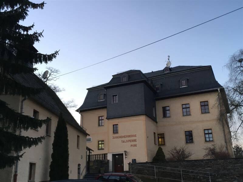 Talsperre Pirk - Vogtland - Sachsen – Ausflugsziel - Jugendherberge