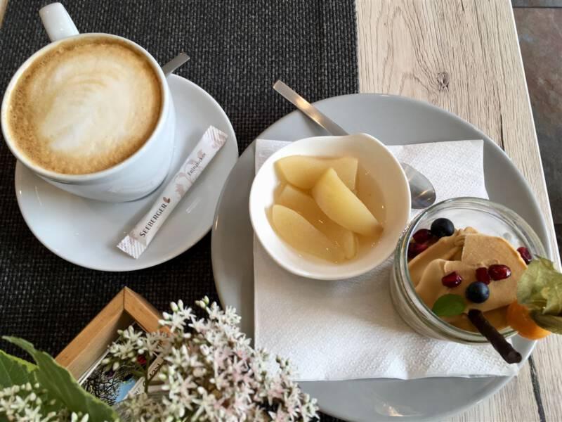 Cafe Albert in Plauen - ideal zum Kaffetrinken - köstliche Leckereien laden ein - unser Tipp für ein gemütliches Kaffeetrinken