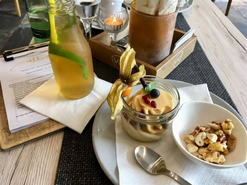 Cafe Albert in Plauen - Tipp für ein gemütliches Kaffeetrinken