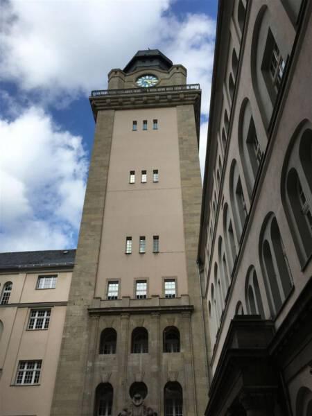 Plauener Nacht der Museen 2018 - der Turm vom Rathaus hat geöffnet