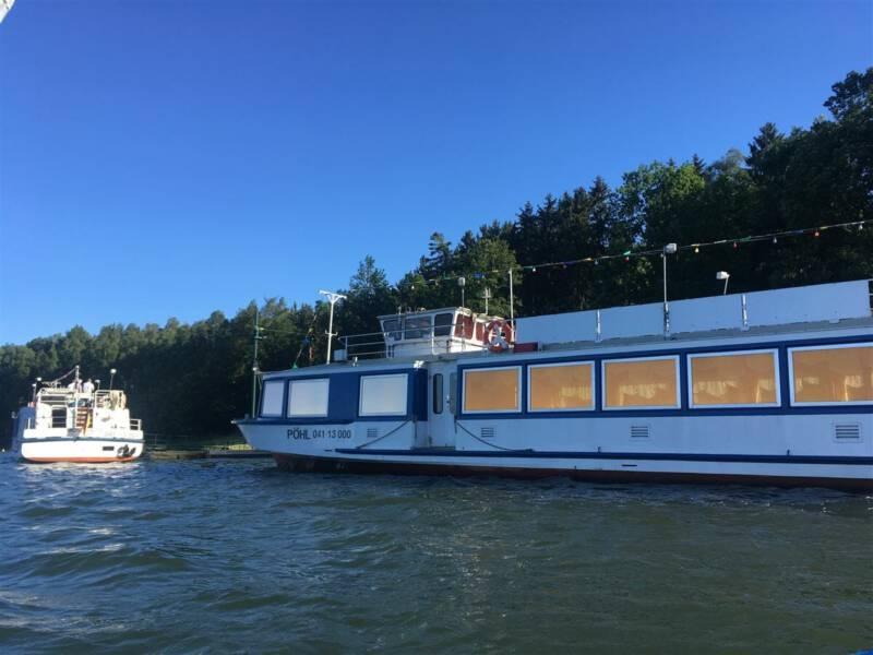 Ausflugsziel im Vogtland / Sachsen - Talsperre Pöhl - Schifffahrt