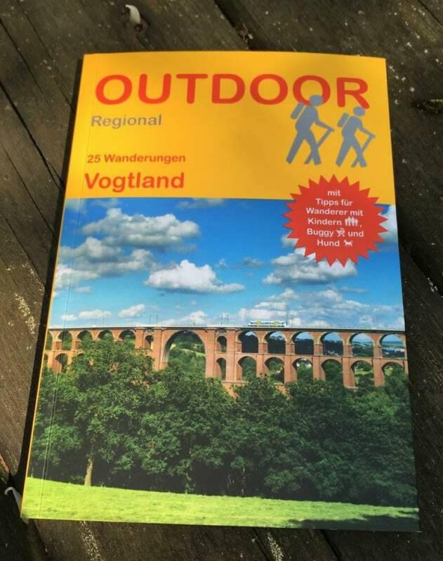 Wanderung durchs Burgsteingebiet / Vogtland / Sachsen - Wanderführer Outdoor-Regional Vogtland