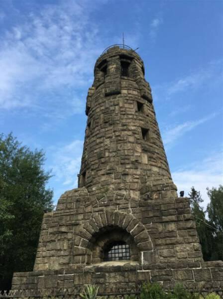 Ausflug für die ganze Familie - Der Kuhbergturm im Vogtland / Sachsen