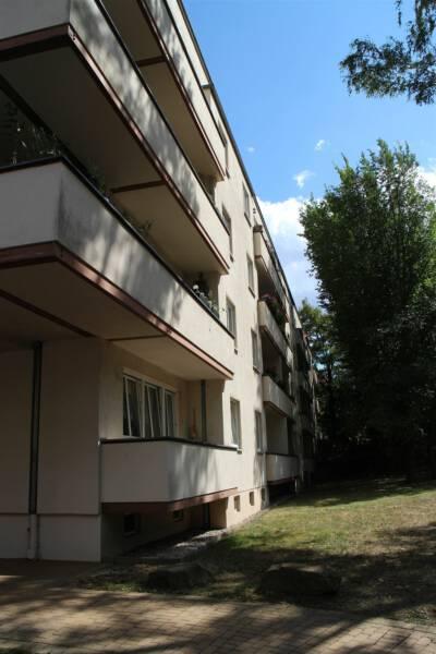 Bauhaus in Gera / Thüringen - Ulmenhof