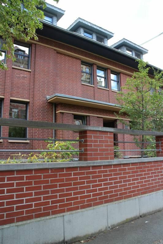 Bauhaus in Gera / Thüringen - Thilo Schoder - Haus Halpert