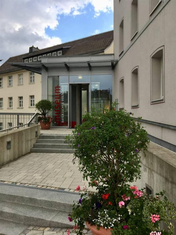 Ein Nachmittag im Museum Bayerisches Vogtland in Hof