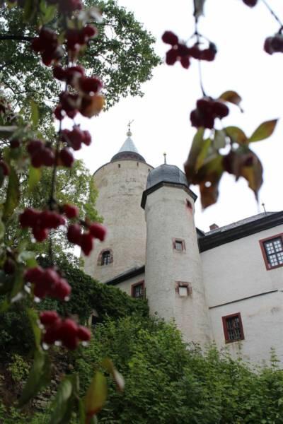 Herbstausflug zur Burg Posterstein in Thüringen