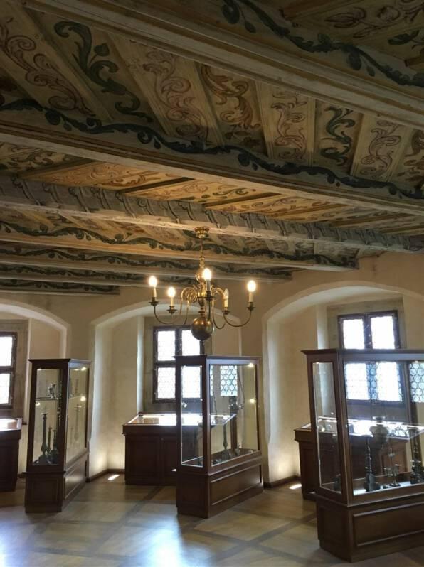 Reisebericht: zu Besuch auf Burg Loket an der Eger