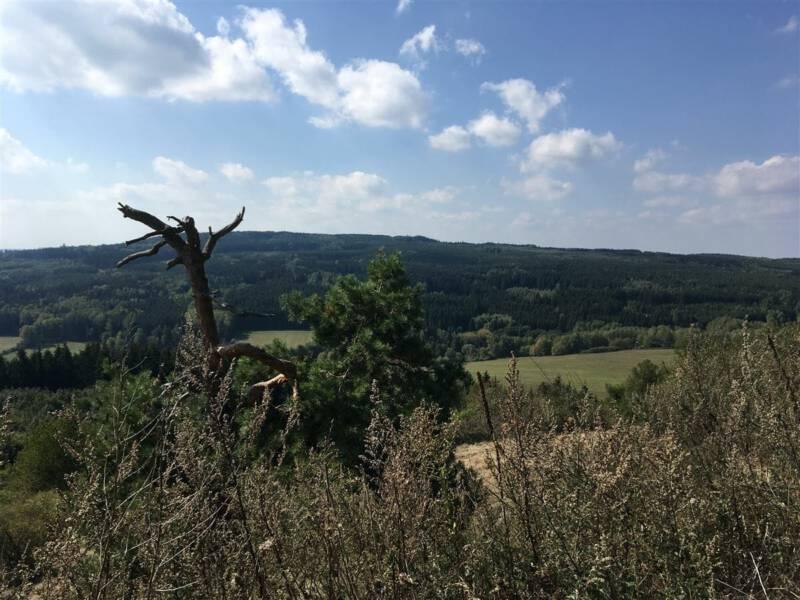 Blick über das Egerland